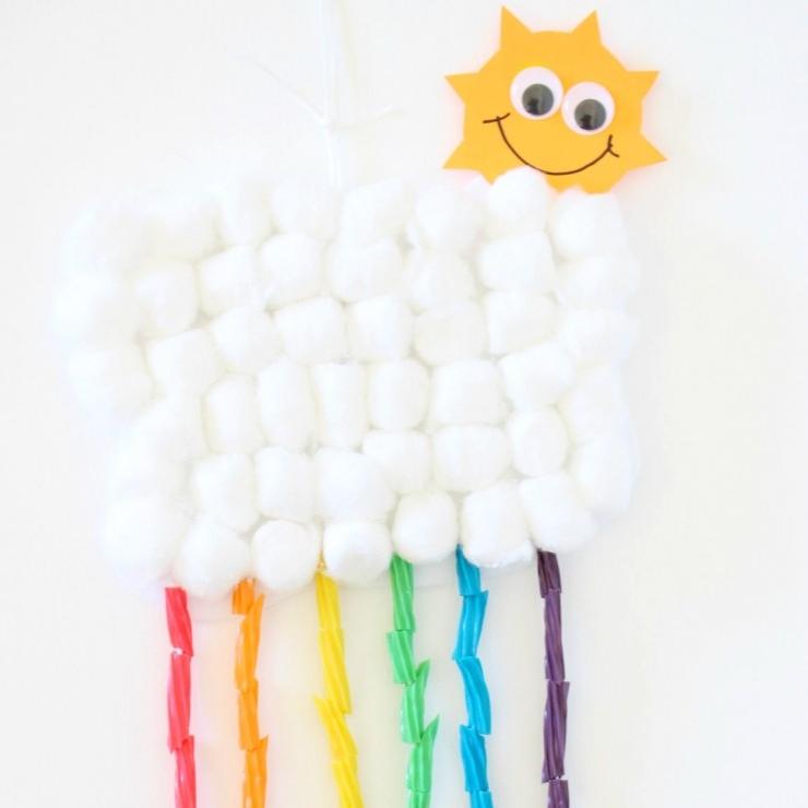 Rainbow Cloud Mobile