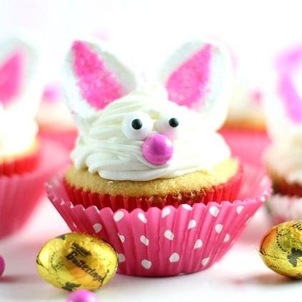 Marshmallow Bunny Ears