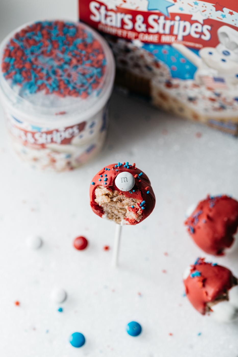 In partnership with Pillsbury  ™ and MARS Inc. |  Cupcake Pops