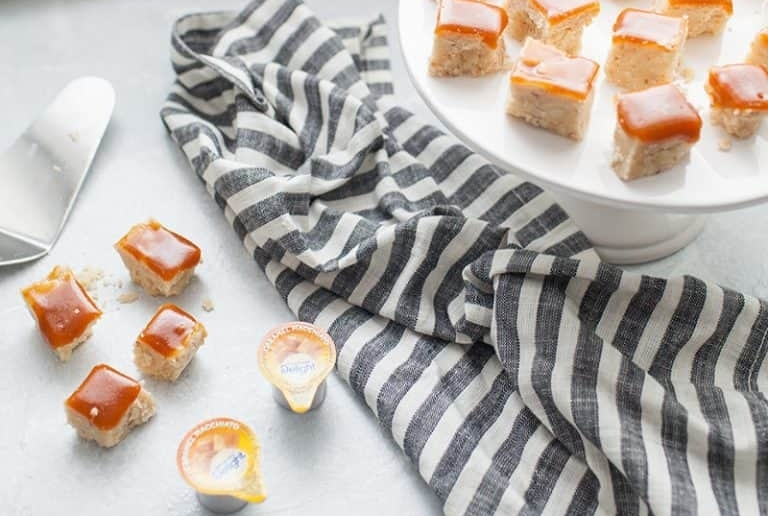 Achievable - A Joyfully Mad Kitchen checked every box with her recipe for Caramel Macchiato Coffee Creamer Fudge. This easy and delicious treat fit perfectly with the International Delight® campaign.