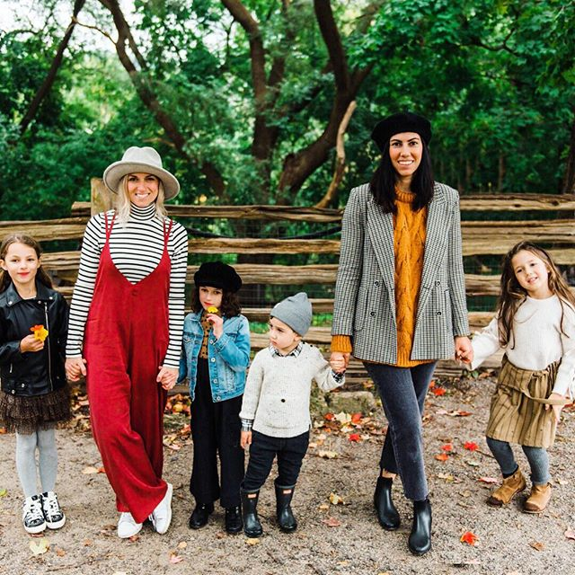 K guys, this is the best we could do to get all of us into a shot! Wishing everyone a pumpkin pie-filled day of lounging at home in their pj's tomorrow! . Photo cred to the guy at the farm who didn't balk at my giant camera and instructions on how to back button focus. We owe you big time! . #ig_motherhood #lifestyledesign #lifestyleblogger #igerstoronto #torontoblogger #motherhoodthroughinstagram #instagram_kids #habitandhome #bloggersofcanada #torontofashion #postmyfashionkid #feelfreefeed #momblogger #honestmotherhood #oureverydaymoments #postthepeople #posttheordinary #modernliving #beyondmotherhood #stylishmama #lifestyledesign #fearlessandframed #momentsinmotherhood #simplethingsmadebeautiful #momsofinstagram #currentlywearing #todaysoutfit #lifestyleblog #howwedwell #designlife
