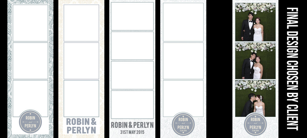 Photo Booth Template Designs for The Print Queen
