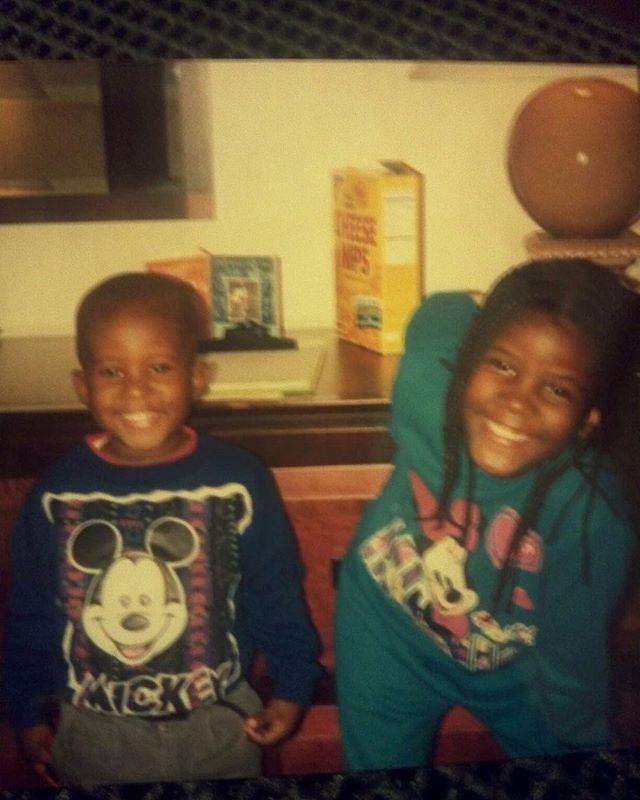 Happy 29th Birthday to my headache, my sister, The Bionca Lewis!!! ❤️❤️😍😘