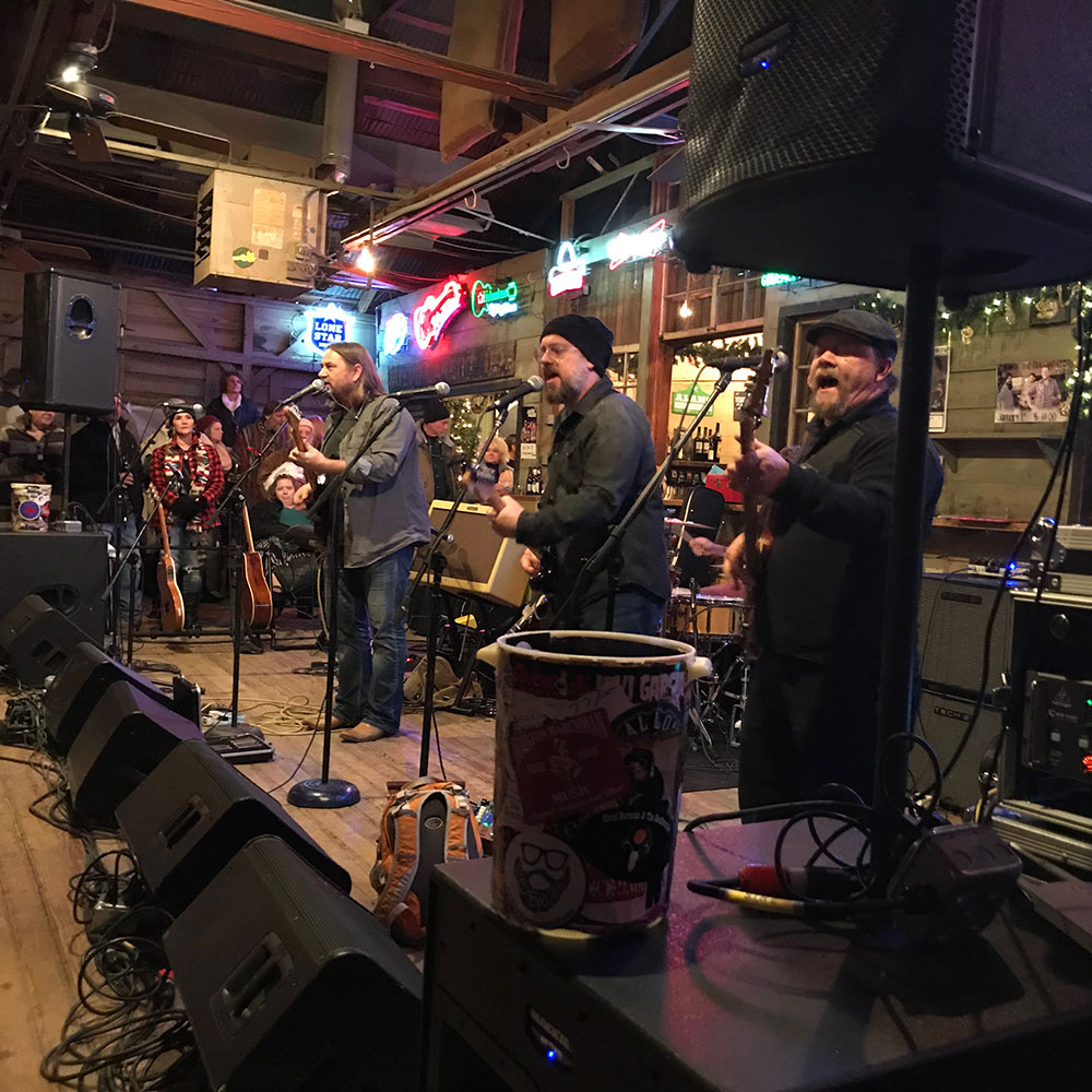 Hair of the Dog Day, Gruene Hall, 02.01.18