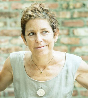 Amy Krouse Rosenthal- late artist behind AKR: A Beauty Salon