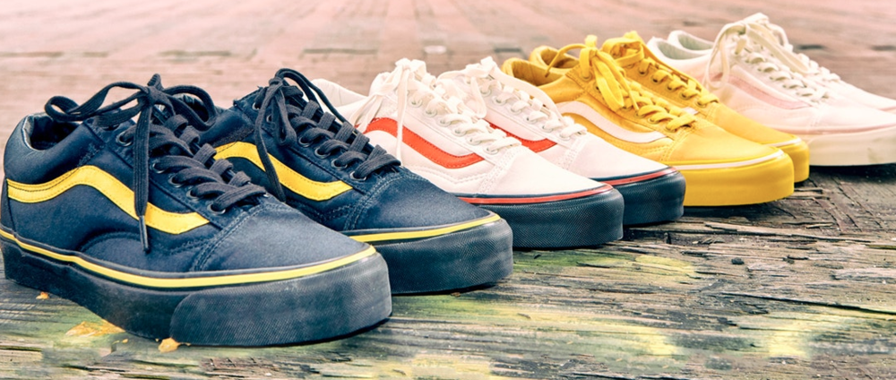 "Vans x Opening Ceremony ""Satin Pack"", of course it's almost all sold out since launching Friday"
