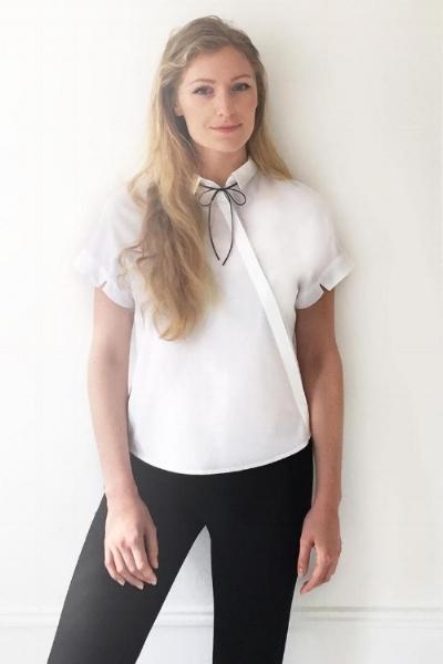Matilda Kahl's work uniform