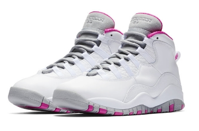 The Air Jordan 10 Retro, a shoe created for WNBA player Maya Moore.