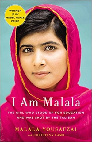 Another memoir about overcoming a harsh childhood and fighting for her right to an education.