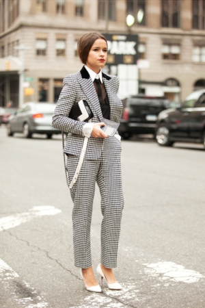 Houndstooth wonder