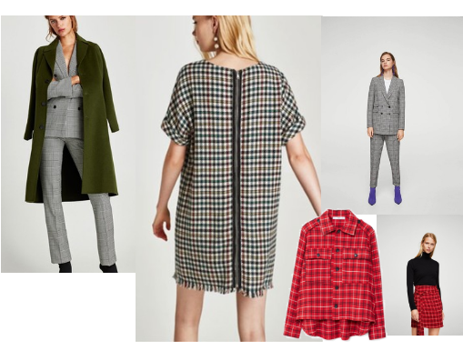 Zara suit  (they have a few great ones  here ),  Zara dress  ( here's matching jacket !),  Mango suit ,  Mango red set