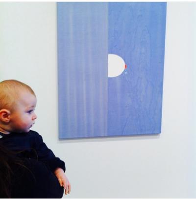 Teddy, 3 months, Art Institute