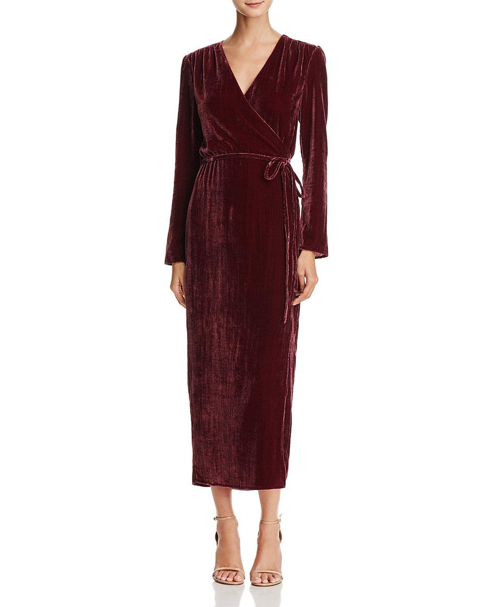 WAYF Maxi Dress, $149