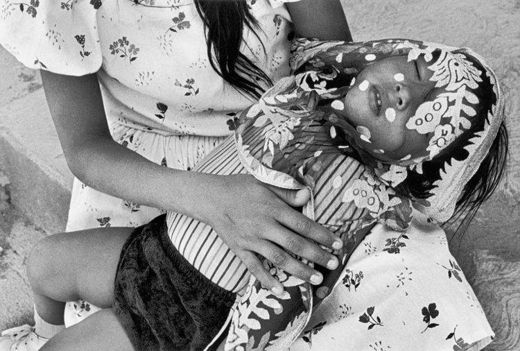 Graciela Iturbide, Jueves Santo, 1986