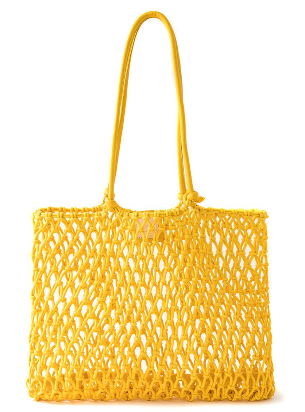Clare Vivier Sandy Tote in Yellow