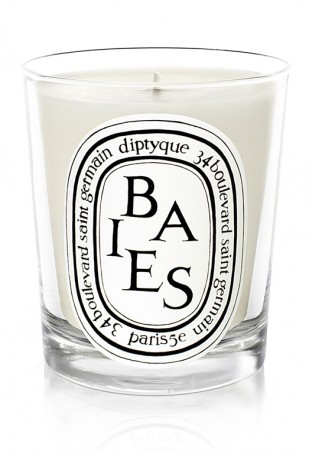 This well-loved candle smells like a bouquet of roses.