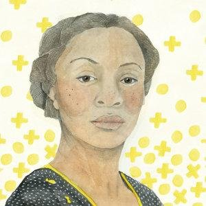 Kara Walker by Lisa Congdon (from  Broad Strokes  by Bridget Quinn)