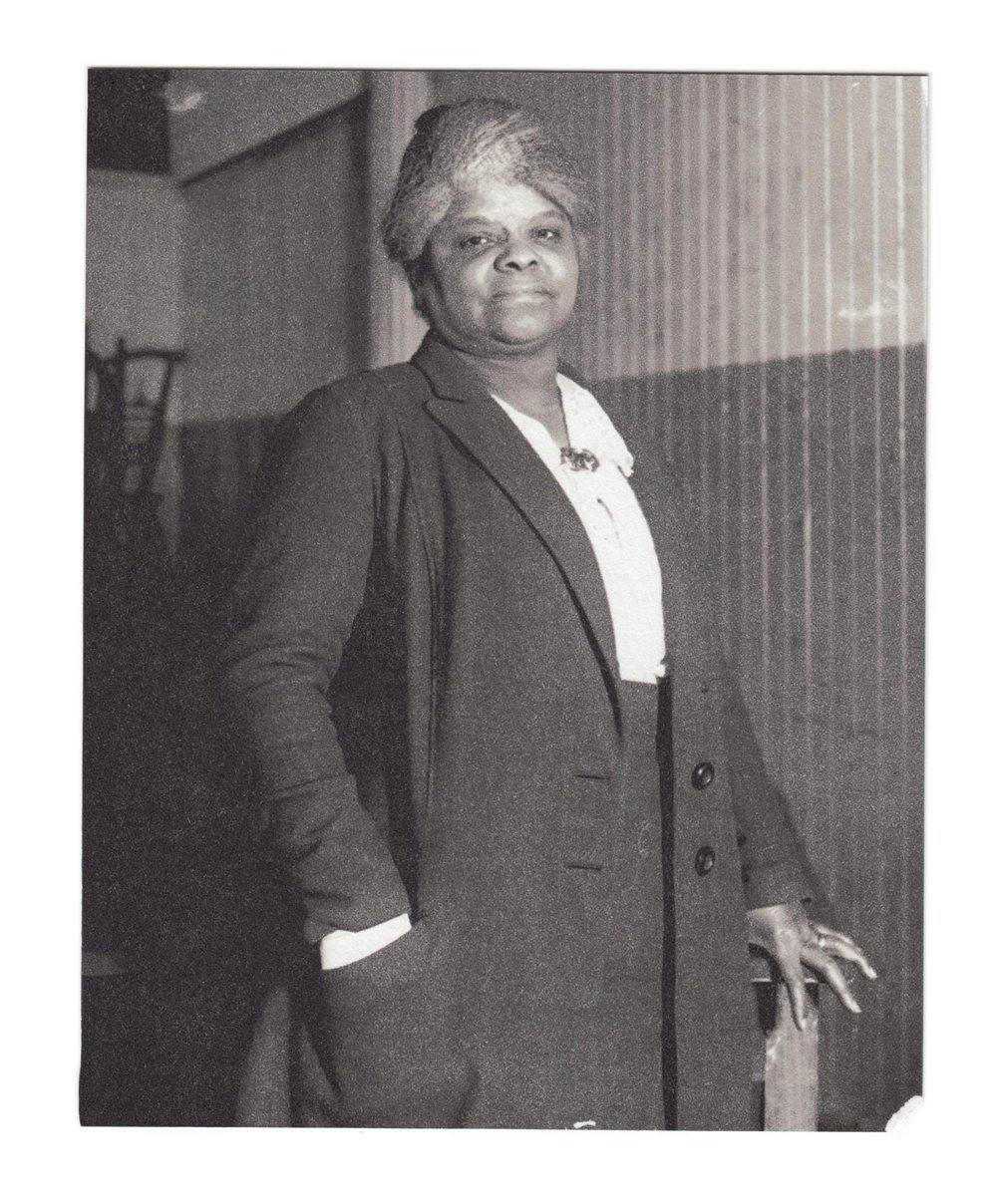 Ida B. Wells, via the  NYTimes Overlooked Project