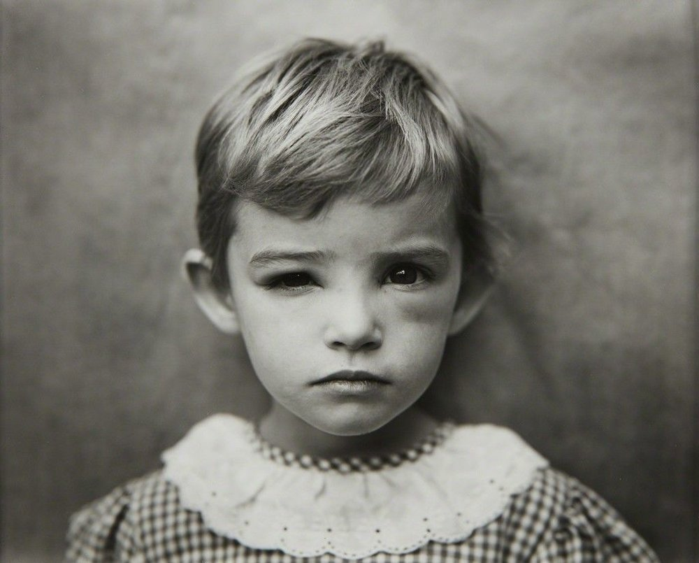 Sally Mann, Damaged Child, 1984