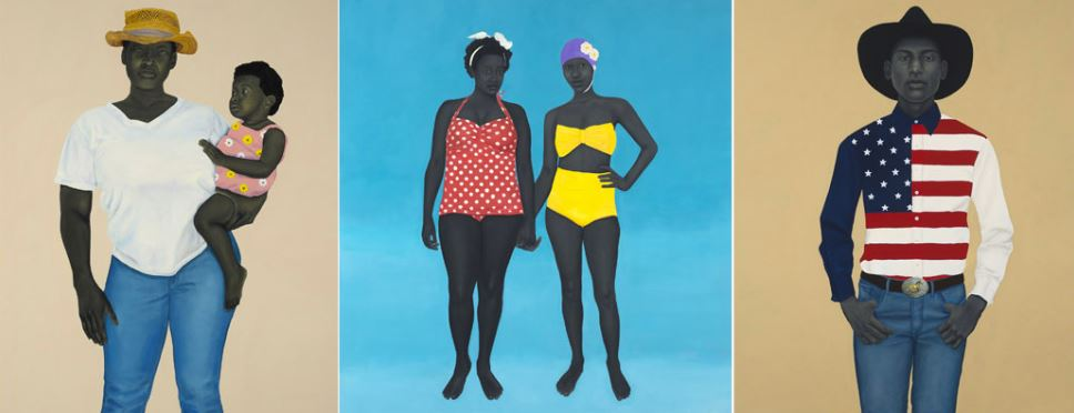 from Amy Sherald at the Crystal Bridges Museum in Arkansas