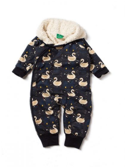 Night Swimming Snowsuit
