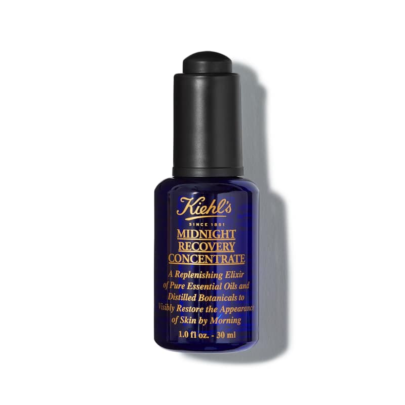 Kiehl's Midnight Recovery Concentrate, $48