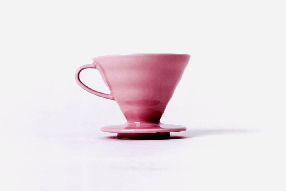 Hario V60 Ceramic pour-over cup, $25