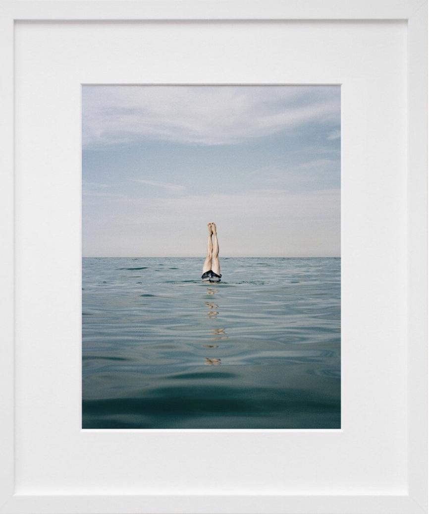 Lake Michigan, Chicago by Daniel Seung Lee- $60