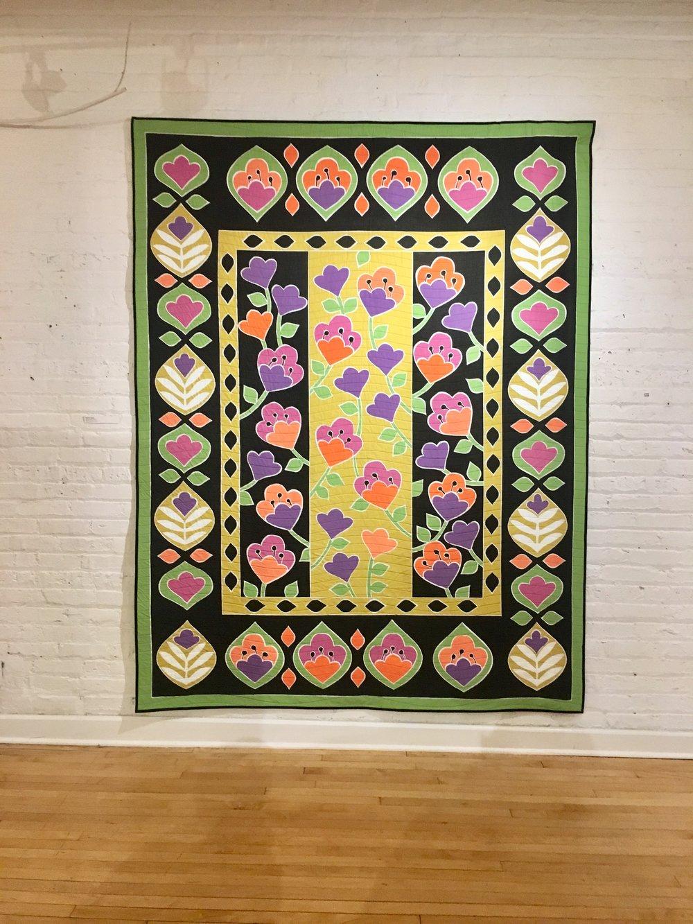 Textile by Kirsten Aune