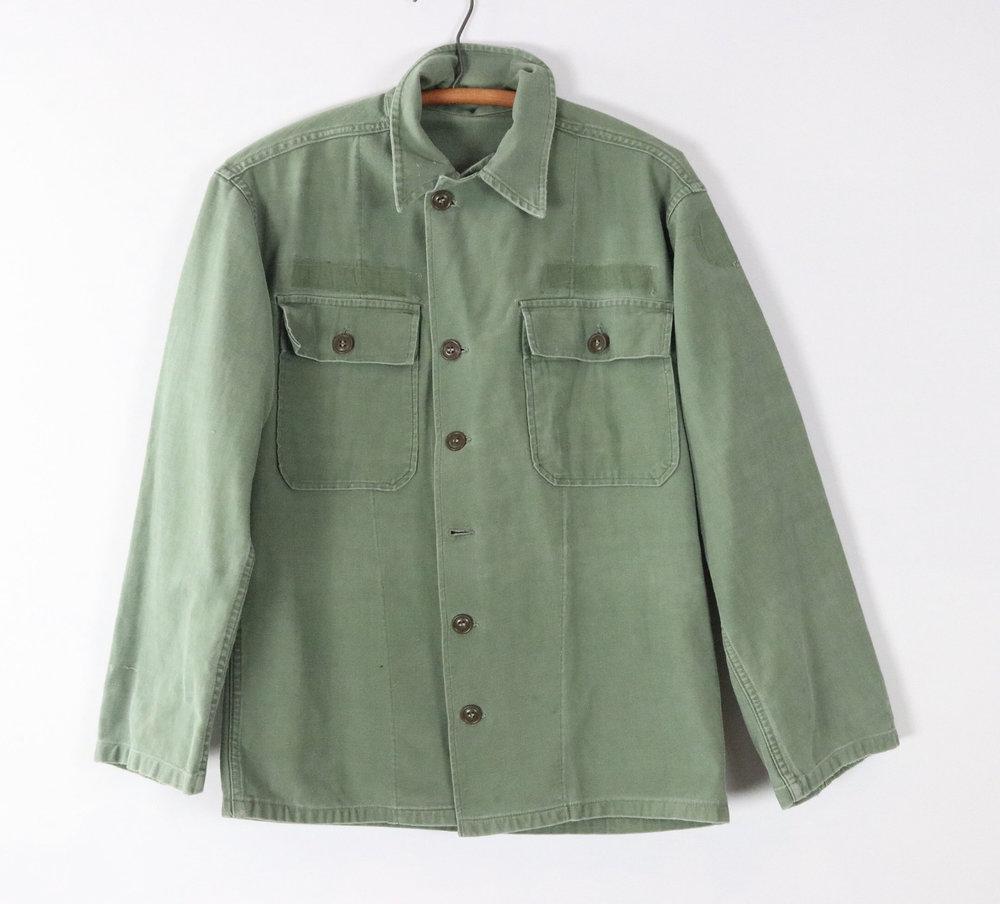 Military Jacket, Size Medium