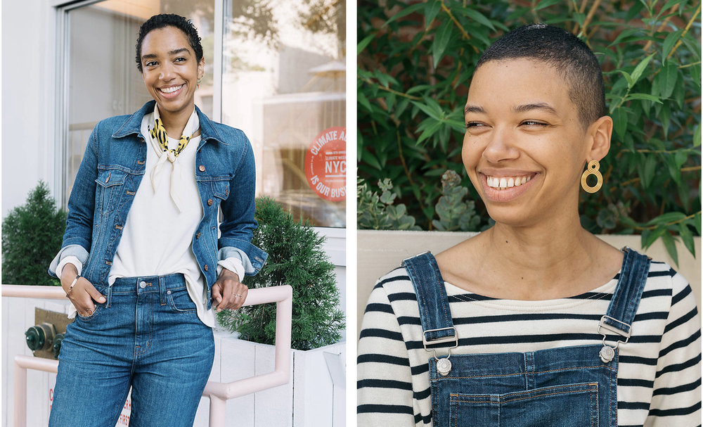 From a  Madewell feature last April