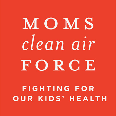 MOMS Clean air force - A community of over 1,000,000moms and dads united against air pollution – including the urgent crisis of our changing climate – to protect our children's health. They provide members with reliable information and solutions through online resources, articles, action tools, and on-the-ground events.