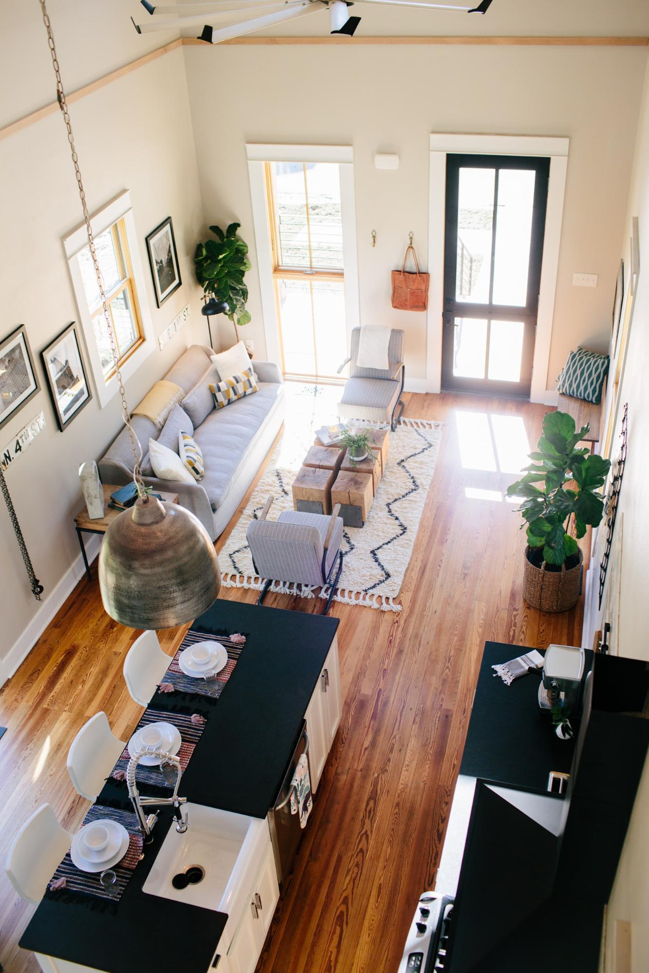 How To Decorate A Long, Narrow Living Room — CW Interiors