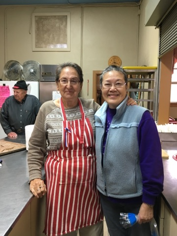 Cecil and Grace Bean Soup Kitchen
