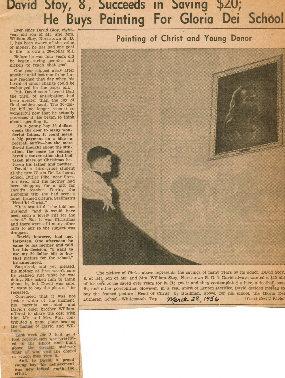 1956 Article (click to zoom)