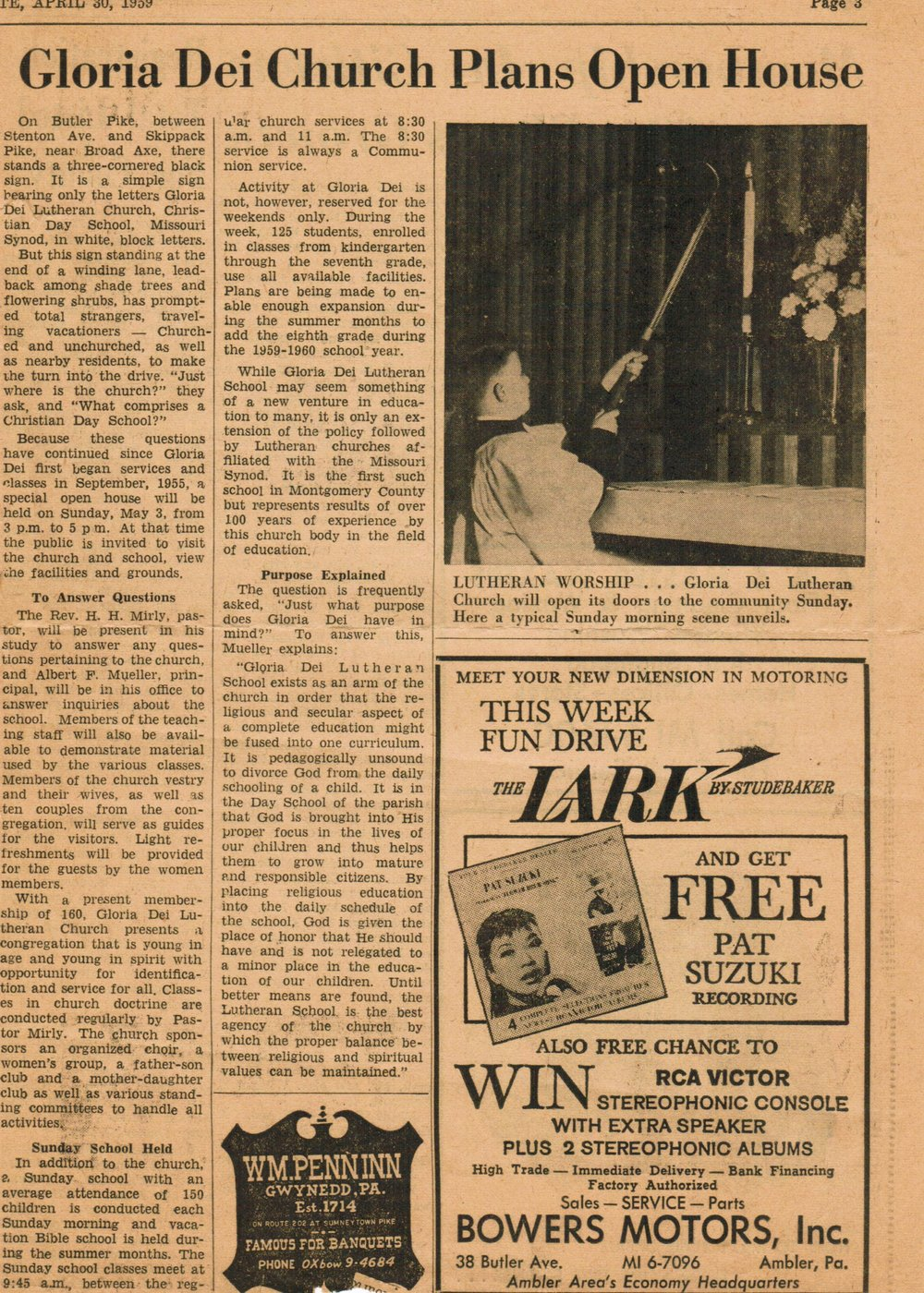 1959 Article
