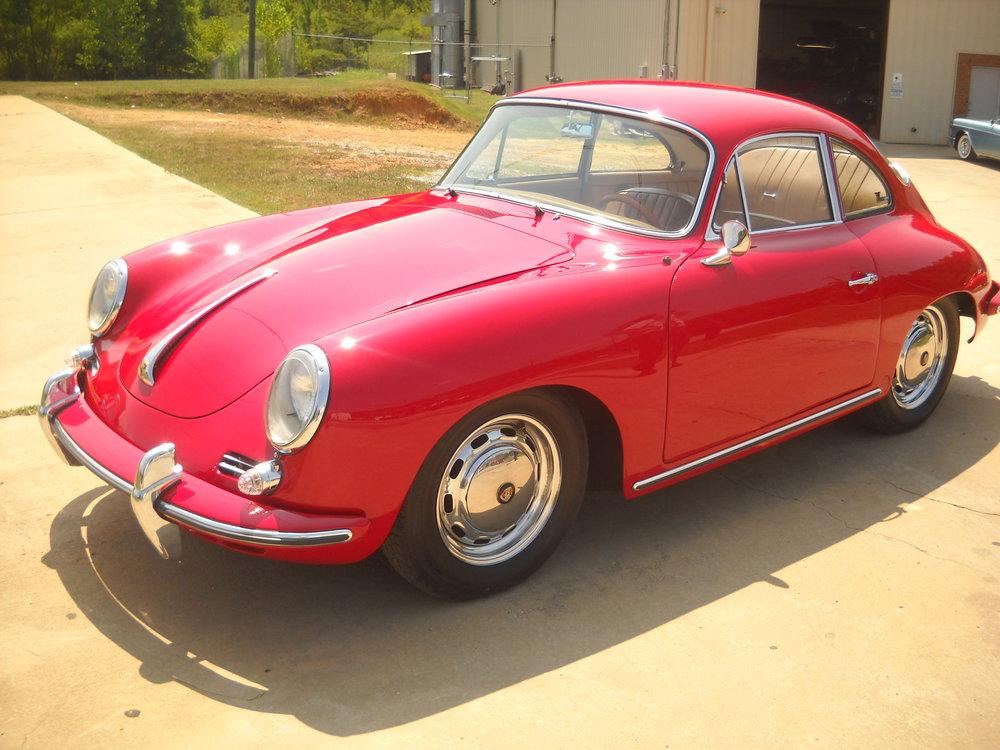 1965 Porsche 356C -