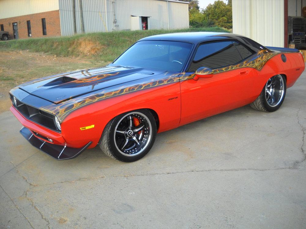 1970 Cuda -
