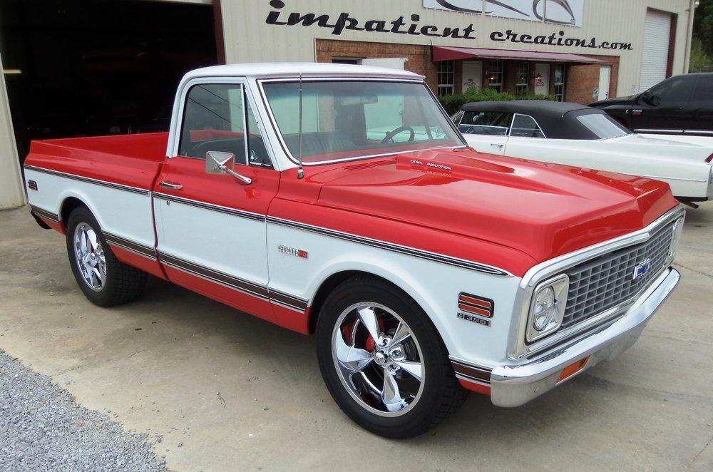 1971 Chevy Pickup -