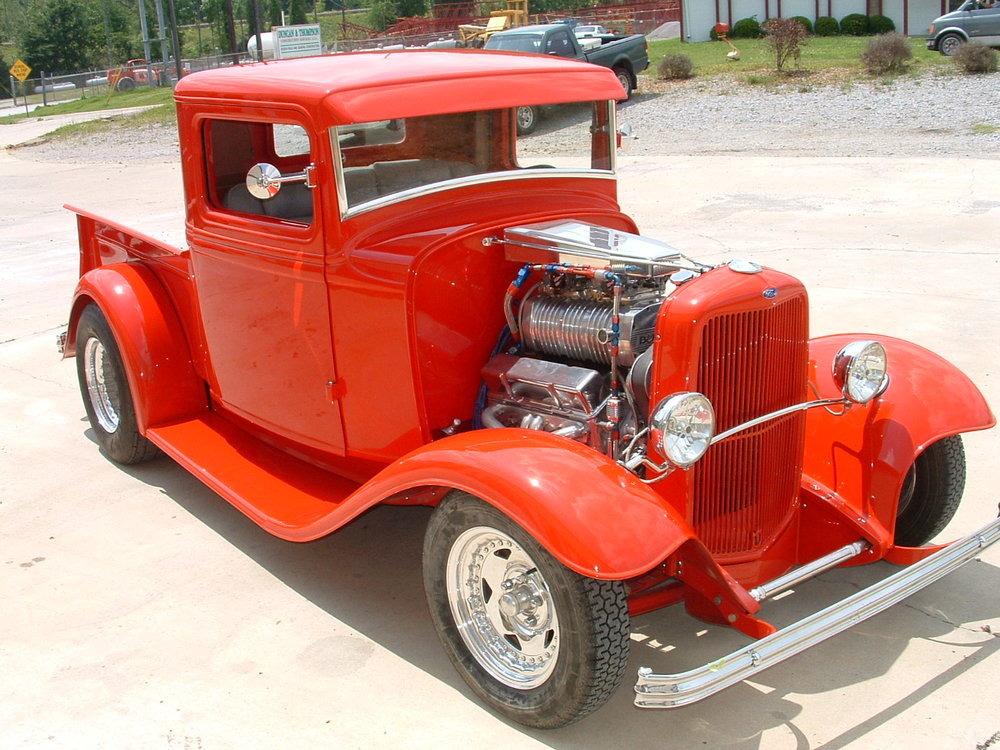 1932 Ford -