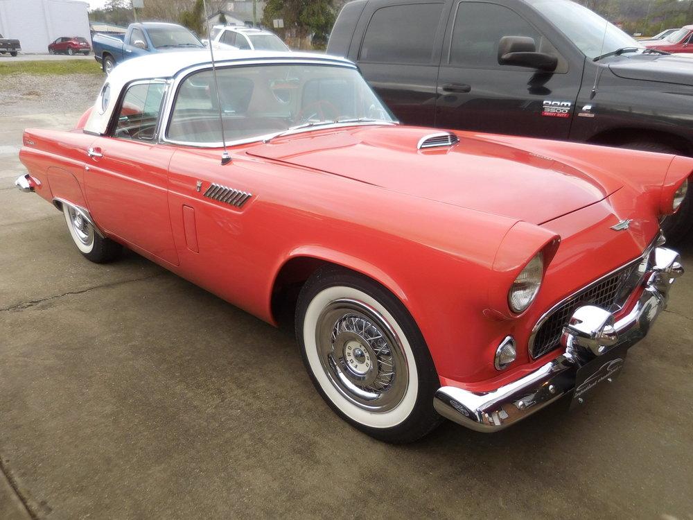 1956 TBird -
