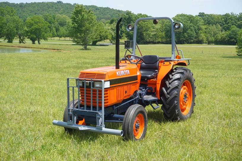 Kubota Tractor Parts -