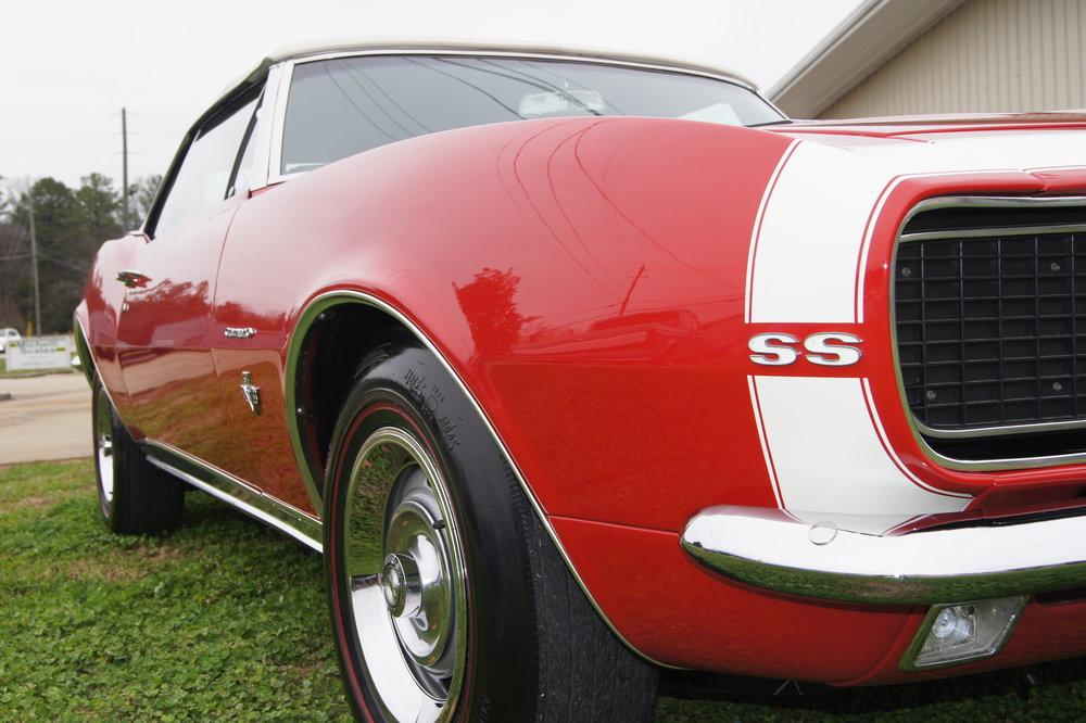 1967 Camaro -