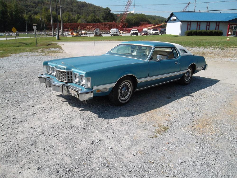 1976 Thunderbird -