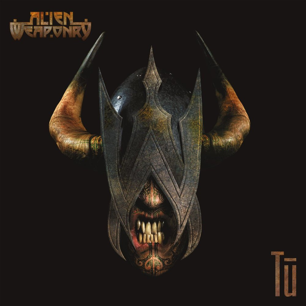 Album Review: Tū by Alien Weaponry  - I've said it from the beginning and I'll say it again right now, just like Wu-Tang, Death Comes Lifting is for the children. Always has and always will be. THAT is why it just so happens that nothing makes me happier than seeing a band of youngsters carrying the torch for heavy metal. Not only are they carrying the thing, they're raising it up higher, and screaming as they burn shit to the ground… and they're doing it WELL. Not even relative to their age, they are just a kick ass band and that I'd put up against any band in the genre right now. It only makes it that much cooler that the oldest member of the trio is seventeen. While they're songwriting capabilities are there, its the spin the put on their music that makes them soar above the rest.. in a UFO shooting laser beams targeted to melt the faces of generic metal bands. While they do not reinvent the metal songwriting wheel, they rather add their own spin on it. Alien Weaponry must be a bunch of adolescent mad scientists in a experimental laboratory of tribal chanting, chugging riffs, blast beats, along with vocal growls and melodies that Corey Taylor would throw a head banging nod to. They infuse all this madness into the record with a strong sense of culture and history of their native land, New Zealand. The history ain't necessarily pretty, but neither is this record; and that's what makes it so damn good.      Tū is aptly titled and largely representative of and infused with their Maori culture. The band being loud and proud descendants of the Ngati Pikiāo and Ngati Raukawa tribes, they effortlessly infuse this into their music throughout the entire record. Not only in the often deep, brutal, and war cries of lyrics, but also in the actual music itself. From the drums to literally having tribal chants and singing in the native language (!); it is legit as hell. I,  admittedly being oblivious to the specifics of the Maori culture and history, did some research on that and the band itself. After reaffirming myself with that situation, it is not at all difficult to draw a few parallels between Alien Weaponry and their bad to the bone ancestors. For example, the haka is a traditional Maori war dance that Alien Weaponry took artistic license to blend into their breakdowns, effortlessly increasing the catchiness and heaviness of their thrash metal piece of barbaric metal. And, it's basically just the coolest thing ever. As mentioned before, their native language is being sprinkled in pretty heavily throughout the album. Specifically, about half of the songs are in Maori, or at least partially. So when the english-spoken chorus hits in a few of these tunes, it hits hard. The melody Alien Weaponry conjure up and throw against the backsplash of ancient tribal anthems and native war cries really makes an intriguing contrast that ends up being super effective on the listener. They may be young, but the ain't dumb… far from it. In fact, many songs are basically ripping thrash metal versions of history lessons; recounting tales of war and their warrior culture, as well as protest the 1800's New Zealand colonial government for injustices thrown upon their people. And as you could imagine, this group of little dudes are pissed about it. And I respect the hell out them for it.    What makes this band, and this record, so important is their cultural embrace and desire to educate the world about it. In a heavy metal world full of rebellion and rejection (which I do not mind at all, mind you), throwing up middle fingers to your culture, society, authority, etc is generally the gold standard; especially from a group of sophomores in high school. That's why its so refreshing and just simply cool of them to be proud of their culture and turn the hate back around on the bastards trying to suppress it. Its clearly something they don't take lightly, and neither should anyone. It will, or should, at least, make you look at your own history or ancestry and spark the desire to embrace it in the same sense. That could be considered true rebellion, being proud of your homeland and standing up for it… no matter how dark or fucked up it may be. Alien Weaponry offer pure inspiration in that way. Leave it to a group of teenagers in 2018 to make crazy thrash metal deep, historical, and meaningful again. It seems like they've become some hometown heroes for having the courage to not only stand up for their culture, but for heavy metal. They're doing a really special thing for heavy metal and flocking more people to it that otherwise maybe wouldn't be interested. Alien Weaponry show that heavy metal is smart and insightful too, and we're not all a bunch of dumb drunk kids beating up each other and praising Lucifer.  It left me wishing more bands would do the same.    Although the record is full of the history and the culture stuff, it isn't all that, which also works very well. Its not a complete tribute to their glory days of war, sacrifice, and death. Those songs are played very well against politically charged and anti-technology anthems that show these dudes are way ahead of their time in not only songwriting, but thinking. They drive home hard points and heavy rhythm sections that'll make your blood boil (perfect for the gym, by the way. Alien Weaponry have become regulars on the lifting playlist with this one). The songwriting is there, the subject matter is there and well-balanced, the musicianship and passion are DEFINITELY there, and thats really all you can ask for. In addition everything packed into this 55-minute ancient extraterrestrial warrior musical experience, when you boil it down, its just an awesome, driving, fun, and exiting heavy metal record. And that's exactly what it should be. Sure, all the songs are not 100%.. some things feel a little forced, a little jaded, maybe a tad cheesy; but that's all minor. Very few bands are perfect and they're no exception… I also don't have to mention their age for the tenth time, but I cut them some slack for that anyways… And I don't want them to fly to Pittsburgh and beat the shit out of me. All love, homies.    At the end of the day, this record rocks. This band kicks ass. You will learn something. It is one hell of a unique, refreshing, energizing, and rocking listening experience that I would recommend to any one. So, who's down for a trip to New Zealand??  Until I make it there, I greatly anticipate what Alien Weaponry will do in their undoubtedly long and bright future. The boundaries of the cosmos seem to be the limit. Rock Rating: 4/5Gym Rating: 5/5Check em out:https://www.facebook.com/AlienWeaponry/https://alienweaponry.bandcamp.comhttp://alienweaponry.com