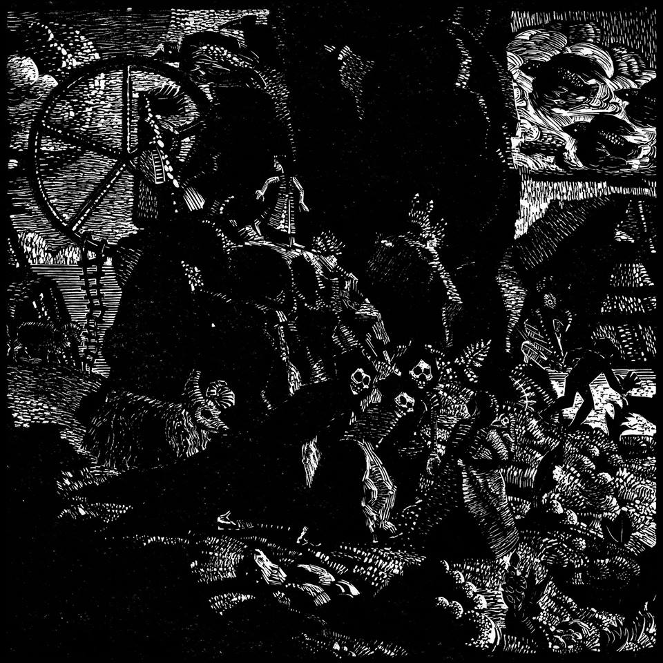 "Svartmálm by Svartmálm   -      Well, it just ain't every day you stumble upon a diabolic atmospheric black metal band from the Faroe Islands, is it? And probably for good reason, as aside from my knowledge of their indigenous and delicious, muscle-building, heart & keto-friendly salmon, I just concocted the assumption of a pretty barren, rocky, and cliff-heavy little landscape encapsulated by a cold sea. And probably maybe not really much else going on really at all.. and maybe I'm right (either way I apologize to my fellow Faroese Islanders please do not take this as disrespect, especially after this record) and maybe I'm not, but somewhere lurking under the volcanic rock and nutrient rich fish.. is Svartmalm. Perhaps the only thing heavier than the omega 3 profile in their salmon is, to my knowledge, the only black metal (or at the very least the most ""famous"") band hailing from the Foroes. And wouldn't ya know it, these motherfuckers came from all the way over there, from parts unknown and dared to make an atmospheric black metal juggernaut of a record that is not only among the best of the year, but some of the best I've ever heard, in any genre, ever.     Pretty big words there, huh? Well, yeah. And that doesn't come lightly or undeserved, trust me. Now, since there is very little information or literature out there about Svartmalm, ill give you all I could find: 1. They use pseudonyms and  also, to my knowledge, wear guises. 2. Their songs are entirely in Feroese, so I (and probably all of you) have no idea what they are saying. 3. Svartmalm literally and scientifically is a dark substance that forms from rocks due to lack of light, or something like that. And finally, 4. They fucking rock. Hard. Rock hard, get it, because, cliffs and rocks and islands and what. No seriously, straight from their Facebook bio:Deep in the north Atlantic ocean there is a small group of islands. At the edge of these islands are cliffs overlooking the vast ocean. In the bedrock of these cliffs is a place unseen. In the absence of light, enveloped in darkness, there is a crystalline opaque substance which rises from the blackest core of the earth. This substance is called Svartmálm. …. Now. Is that literally not the most heavy metal thing on the entire planet that you've ever heard? Thought so.     If the lack of understanding of the language and such of the music is differing you from listening to or liking this record honestly then, well, you're an idiot. But seriously, please do not let that steer you away from this. Unless you are not a fan of extreme metal at all then you can fuck off and go on your merry way. The rest of us are in from a sonic blend of no holds barred chaotic black metal and melancholy sedative atmospheric doom that'll drone on in your soul for daaaays. Im choosing to look at the lack of English language and knowledge of their homeland and subject matter of their material as a positive thing. It allowed me to completely strip myself of preconceived notion and my own listening ego and really just appreciate the MUSIC. Because ain't that what its all about? Good music should make you feel. Not feel a certain way, just genuinely FEEL, in my humble opinion. And Svartalm's self titled debut definitely supplies no shortage of that.     The opening track, Deytt Ljós pretty much let's you know what you're in for with the rest of this record.. total lurking atmospheric black metal. Eerie guitar channels. Musical arrangements that would both satisfy and confuse the devil himself. And this song is about as close to a traditional black metal sounding of a track as we are gonna get from them. This song just builds and builds and builds and just when you expect it to erupt Lucifer's ash, it doesn't. It rather eats Lucifer's ash and uses it as fuel to add volume and expand the range of the track. They just keep maximizing their sound, if that makes sense. Its intensely transcendent, dark, and beautiful stuff.. all hiding behind traditional Darkthrone/Bathory inspired thrashing and cutting vocal growls that feel abruptly out of place yet strangely so perfectly fitting. The drum and bass section could turn human skeletons to dust with their intensity and morbid intentions. I literally can picture the grim and frigid waves of the Norwegian Sea crashing upon a throne of jagged rocks. Never has a record made me want to take a trip to such a foreign land ever in my life, and likely never will again. What we have on our hands here, is something special. The atmosphere seems to explode and paint itself all over the place, turning cold and dark to gold and wonderful in the matter of a flip of a switch or change of a chord, I hardly can keep up. Its simply beautiful & devastating. Don't tempt me with a good time.    Which brings me to probably my favorite track on the entire record, Vík Frá Mær. Kicking things of with echoing and droning clean channeled guitar medley that had me picturing dark-cloaked soothsayers casting spells within a cloud of fog on a cliffside in the witching hours of the night. The dark and haunting atmosphere is struck by heavy metal thunder via some serious drum and cymbal action, but, interestingly enough, it does not shatter or even interrupt the atmosphere and headspace created by the intro, it bleeds into it. Providing a nice contrast but at the same time complimenting it quite organically. These dues can play music and they get it, there is absolutely no question about it. Each instrument serves a very specific and meaningful purpose and are placed accordingly and thoughtfully on every track at every second on every song, or at least they have me thinking so. Before this destroyer of a song turns into a true heavy metal chugging and the most thunderous of sounds ever committed to vinyl (or mp3 if you're c00l); it sucks you in and plays you just like your an instrument conjured into their dark quest for musical domination. Then it gets heavy, catchy, destructive, and then reels you right back into its melancholy, bass-thick and gross, rattling, droning, bad attitude. This song checks all boxes for me. Its so great in every way, not sugar coating that one, for once. Spreading like the plague and infecting the listener seamlessly from one piece to the next, this record refuses to give you any breathing room, demanding your undivided attention from start to finish. In our world of short attention spans, free and disposable music, how rare is that? Like I like my sushi, boys and ghouls. Or steak for that matter, rare as all fuck. Bleeding and squirming. Delicious, dead, and nutritious. Ok, I have finished.     As if it is even possible, the next track, Reiðmenn, drags you further into the unknown darkened depths of the caverns of the Faroes. Sounding like it was conjured by the serpents dwelling beneath the sea it was written above, this pushes into the more traditional; fast and menacing (with respects to the depressive and meditative underlying theme of the entire record), black metal. This screeching and clawing tune demands to be heard then fades into the ever black obscurity featuring minor chords and droning synth heaviness. Another track that is absolutely nothing short of amazing, and I still haven't understood a single word that was said… but ill be damned if I didn't feel it. And in that way, know exactly what they mean to say. At least, I can imagine.. which is the essence of art, my friends.     The closing unholy trilogy can only be vaguely but complimentary described as a perfect ending to a perfect record. The dreary instrumentals paint a grim landscape in your mind, and they do everything from break it apart with sheer heavy metal force, put it back together with sonic fusion, and transporting it to a new dark alternate universe on cold waves of thick bass and synth. Satanic growls and eerie sounds pollute the air as the crushing music rises and falls, just dragging you along like a fly on a spiders web. Galloping melodies interchange with organ filled funeral hymns; and guitar solos pushing sonic boundaries accompany percussion from the waves of the Norwegian Sea itself. Its haunting, beautiful, groovy, and brilliant. As much good as I had to say about this record its really hard for me to say anything negative, which is quite rare, actually. I can say its probably the only record (metal record especially) that renders such a vivd representation of their country's landscape, that is actually makes me want to visit it, regardless of its appeal. True art injects a feeling and inspires you. This is that. Go figure.Rock Rating: 5/5Gym Rating: 3.5/5Check 'em out:https://www.facebook.com/svartmalm/https://svartmalm.bandcamp.com"