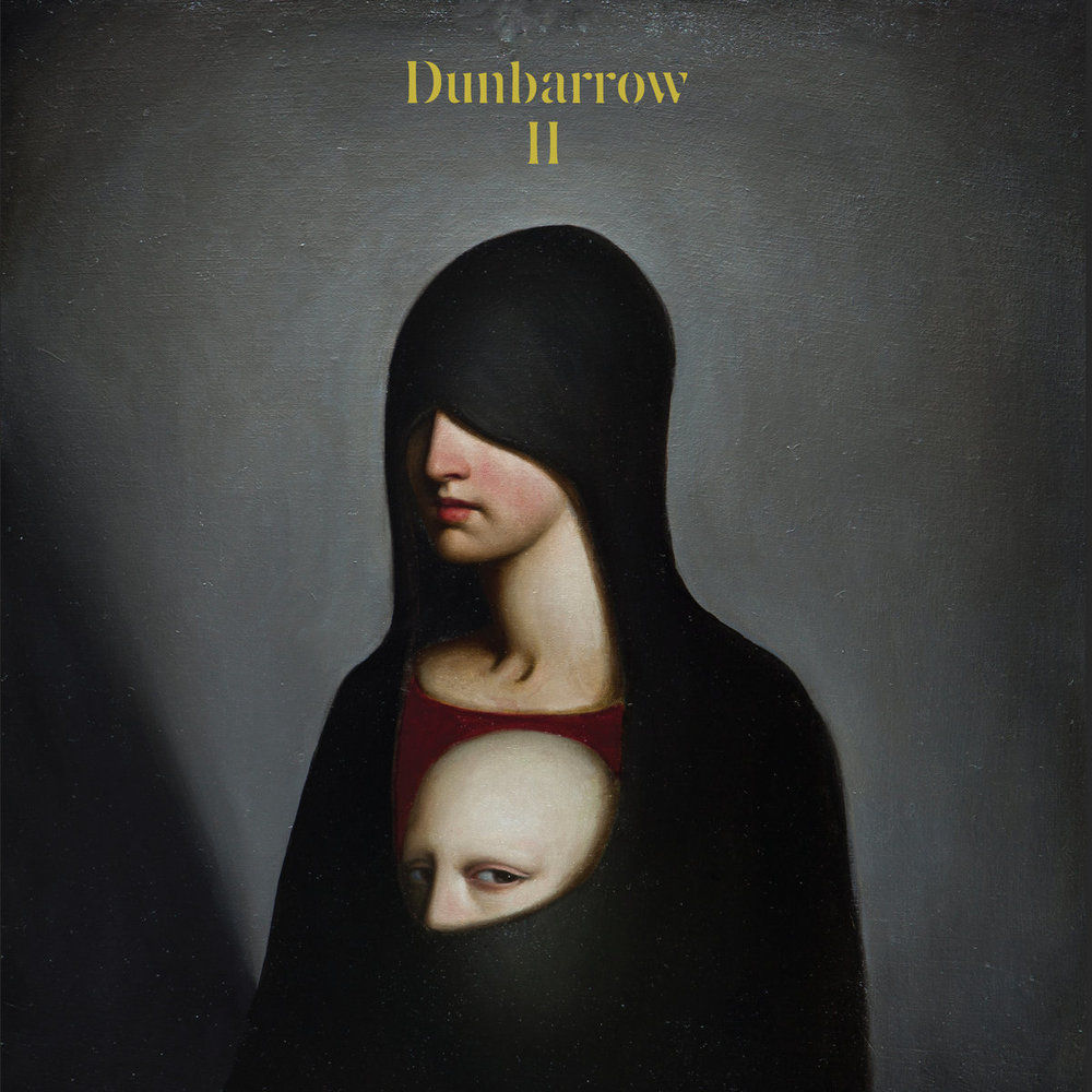 Dunbarrow II by Dunbarrow - Ah, some good 'ol fashioned occult rock. Or as some would call it, doom. Or perhaps more eloquently, haunted folk blues. Or better yet, simply, true and pure, rock and roll. Whichever one of Lucifer's chords Dunbarrow strikes within you, there's no denying that it rocks. Coming back for a fresh sequel to their self titled debut LP via our buddies at RidingEasy Records, Dunbarrow have continued on their evil journey through the witches woods full of classic metal noises and werewolf howls. Rest assured, this is not a jaded horror sequel, rather this is a classic one. It doesn't necessarily play like Evil Dead II, but it sure sounds like a cassette tape found in the cellar of a possessed cabin in the middle of the woods, in the highest regards possible.The fact that reverting to analog sounding recordings and clean channels, with a downbeat devilish blues attitude can feel refreshing is definitely an interesting feeling running through this record like a tormented spirit twisting through the trees. Dunbarrow channel their signature downbeat, haunted, Sabbathian sound much like on their first record, only this time around, and as per usual, the sequel sheds a little more blood. Immediately upon hearing the eerie opening riff and demon spawning power chord off the first trick, On Your Trail, I could tell were in tighter, bolder, and dare I say heavier & more sinister offering this time around. The Norwegian warlocks lay down a plethora of hypnotic and groovy 70's style doom metal with their subdue style vocal delivery supplying poetic, philosophic, and grim lyrics on top of it. I do have to admit that the first time or 3 I listened to Dunbarrow, the vocals did turn me off a little bit. I felt they were a little TOO subdue, lacking emotion and full delivery of the weight of the lyrics. It felt as though the phenomenal lyrical content was being undersold by the attitude of the vocalist Espen Andersen. BUT NOW, once I became accustomed to the ba