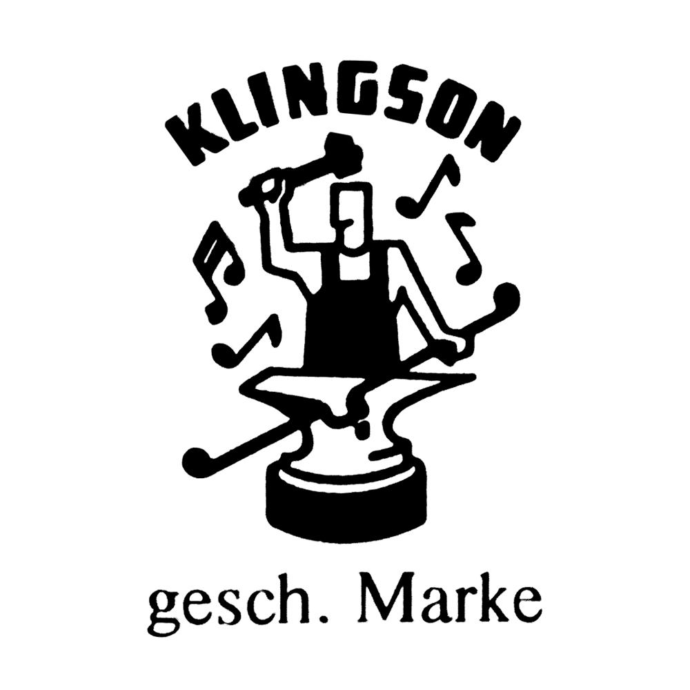 Klarinet maker Klingson logo