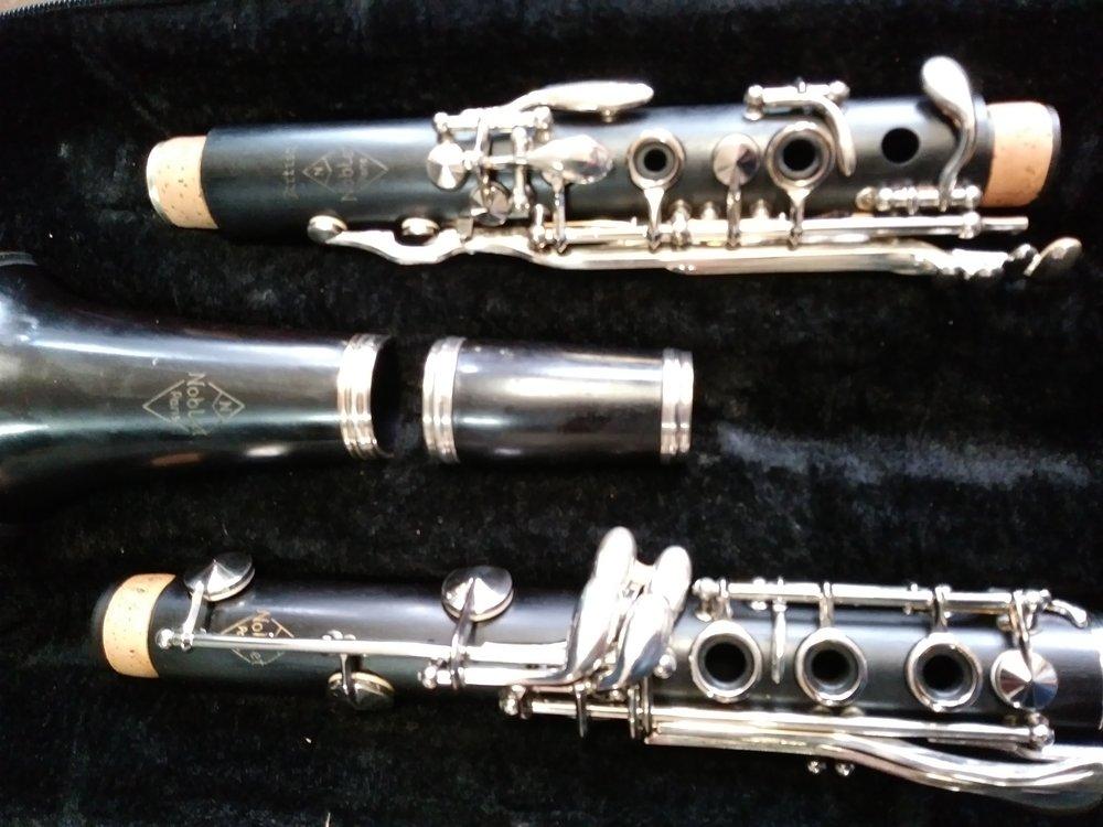 Noblet B flat klarinet te koop