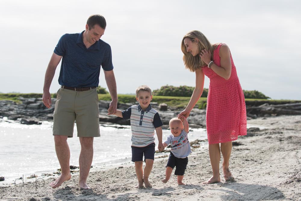 My family - my loves - my boys... MY WHY... The three reasons I do everything I do!